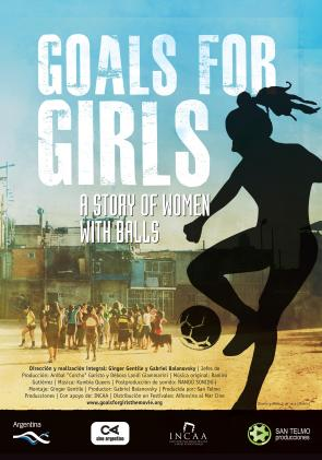 goals for girls a story of women with balls